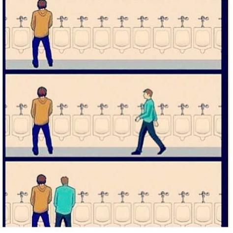 I'll kick his ass!