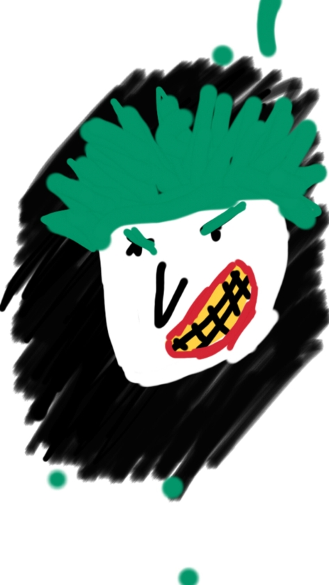 the joker sketch